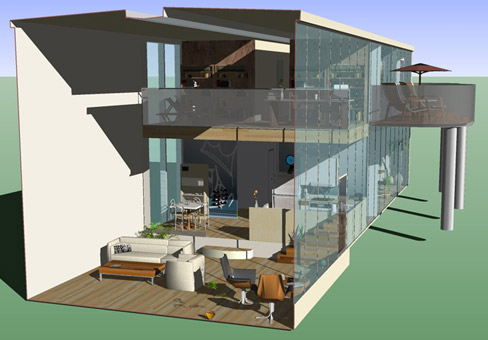 Google Sketchup 6 Released By Baekdal Blog