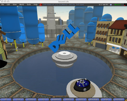 Doing Business in Second Life - Baekdal Plus