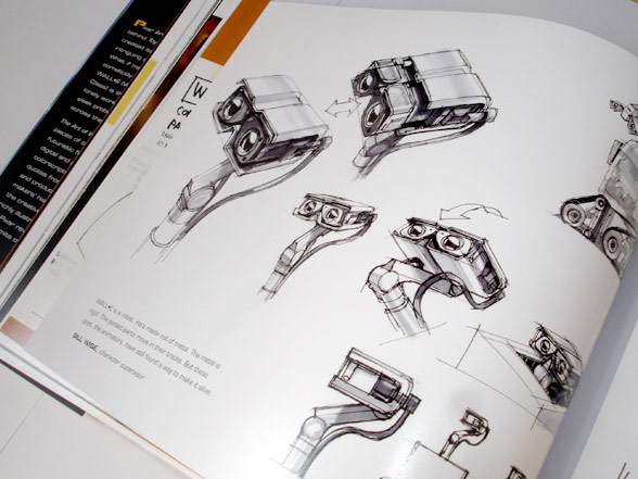 The Art of Wall-e42Concepts - Amazing design from amazing places