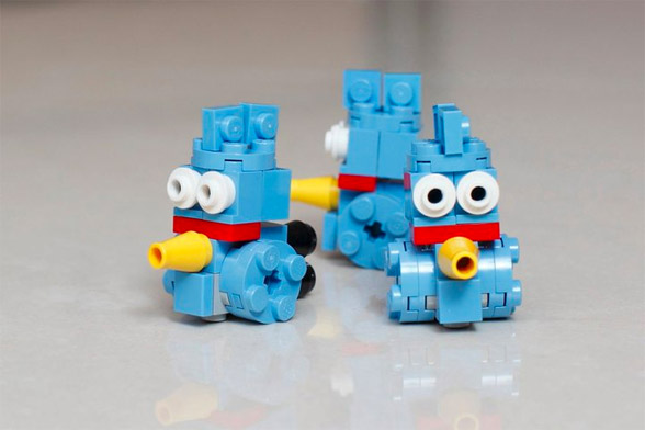 Angry Birds In Lego42concepts Amazing Design From