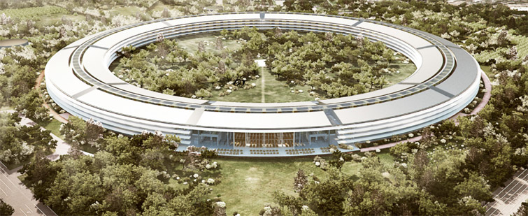 apple facility layout Google has unveiled its ambitious new plans for a sprawling, modern googleplex the new facility, being developed by architect bjarke ingels, features a series of.