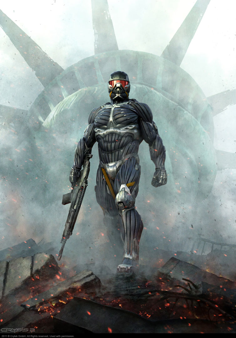 Crysis 2 - Concept Art42Concepts - Amazing design from ...